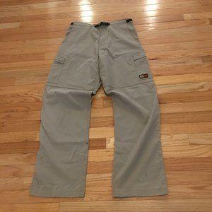 Prana Roll-up Stretch Hiking Cargo Pants Mens